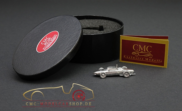 CMC Ferrari 156 F1 Sharknose, anniversary model 15 Years CMC, 1:87