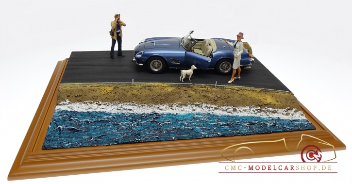 Atlantic Diorama Ocean Drive, 1:18 model cars