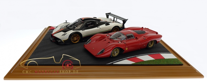 Atlantic Diorama Race Track 1:18 model cars