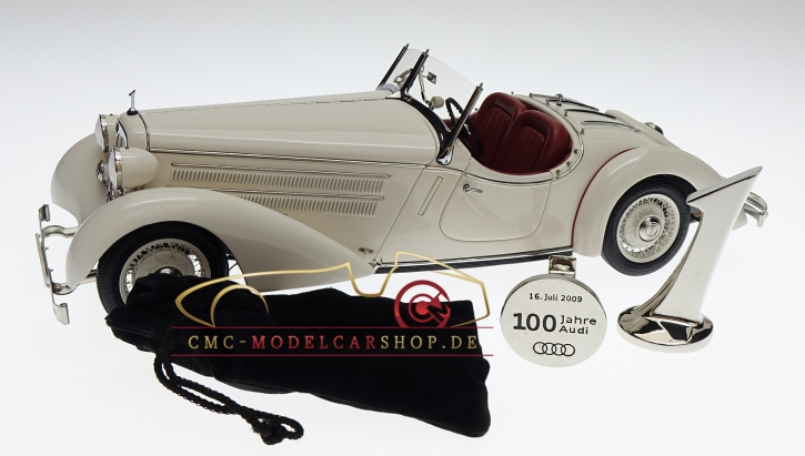 "Historical radiator figure ""100 Years of Audi"""