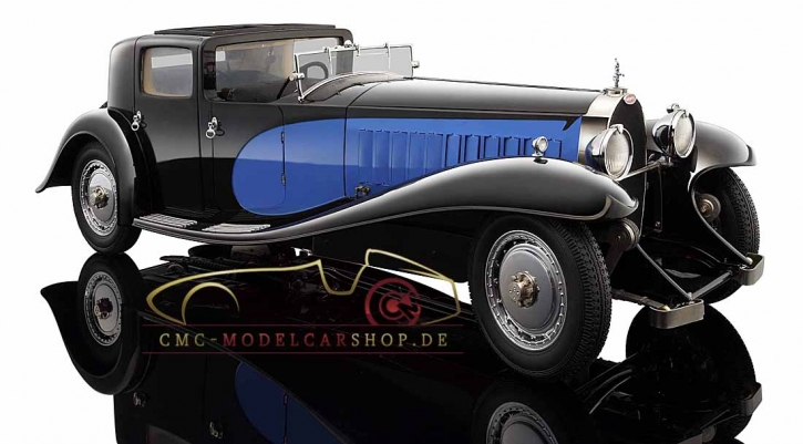 Bauer Exclusive Bugatti Royale Coupé de Ville 1930