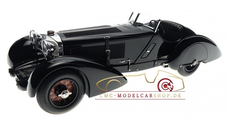 "CMC Mercedes SSK ""Black Prince"", 1932"