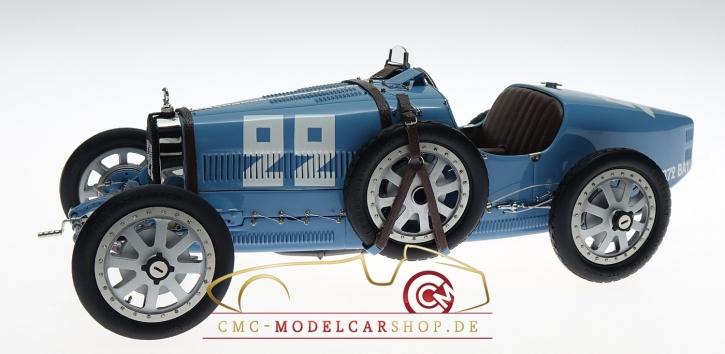 CMC Bugatti T35 #22 GP France, Nation Color Project