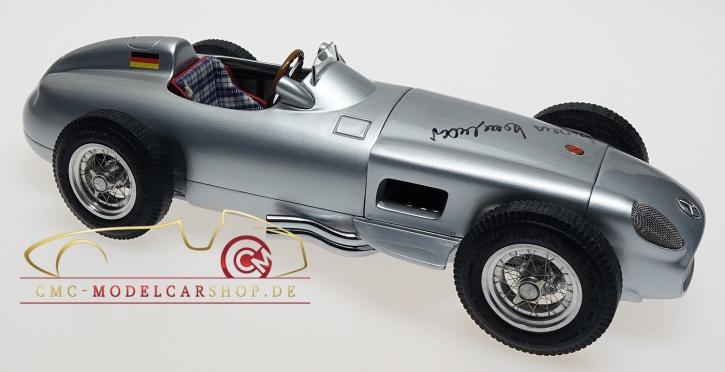 CMC Mercedes-Benz W196, Hans Herrmann, Signature Edition limited 96 pcs