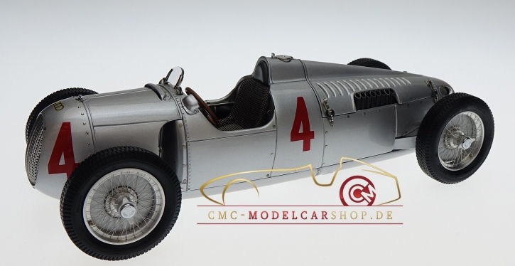 CMC Auto Union Typ C #4, 1936