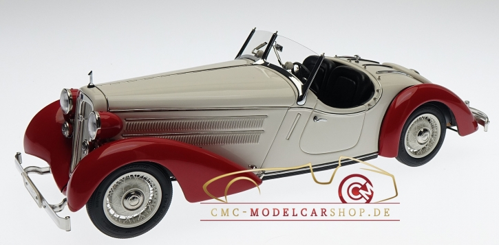 CMC Audi Front 225 Roadster, 1935, red/white