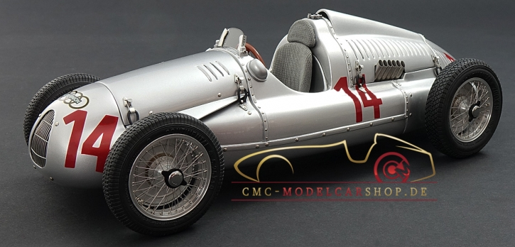 CMC Auto Union Typ D #14, 1938/39 GP France 1939