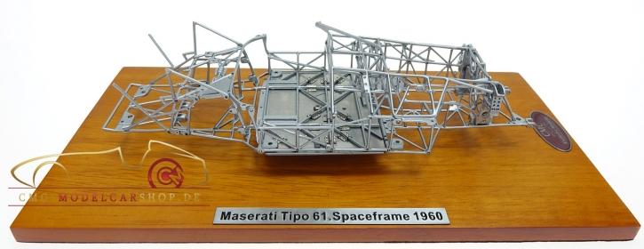 CMC Maserati Tipo 61 Birdcage Rahmen