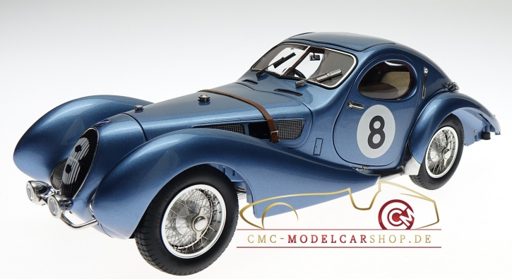 CMC Talbot-Lago Coupé Typ 150 C-SS, Racing Version Le Mans #8, 1939