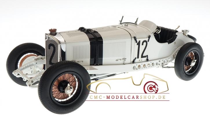 CMC Mercedes-Benz SSKL, 1931 GP Allemagne, #12 Otto Merz