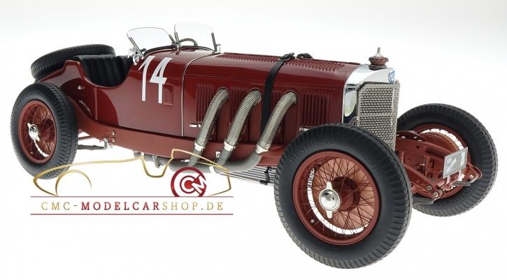 CMC Mercedes-Benz SSK, Herbstpreis Argentinien 1931, Carlos Zatuszek # 14