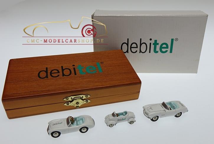 Schuco Piccolo Set Debitel 2001