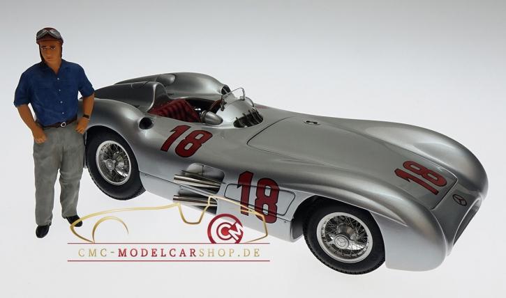 Figurenmanufaktur Figure Juan Manuel Fangio 1:18