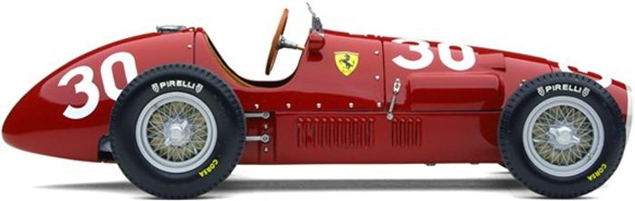 Exoto Ferrari Tipo 500 F2 Short Nose, GPC97195B