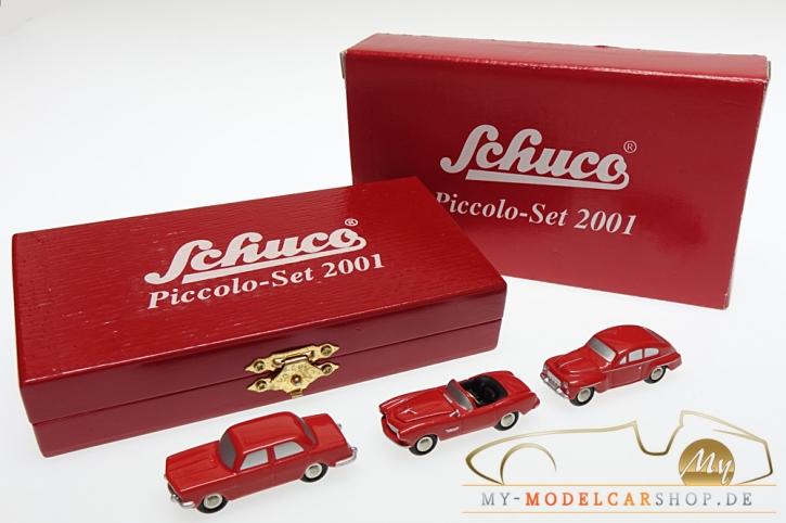 Schuco Piccolo Jahresset 2001