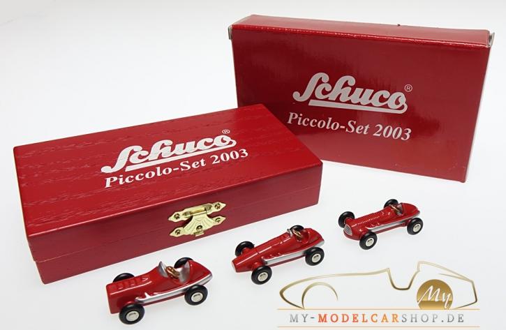 Schuco Piccolo Jahresset 2003