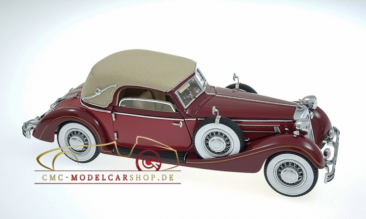 CMC Horch 853, Cabriolet fermé, 1937