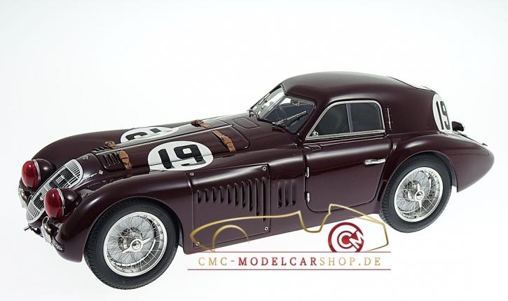 CMC Alfa-Romeo 8C 2900 B Speciale #19, 24H Le Mans, Frankreich,1938