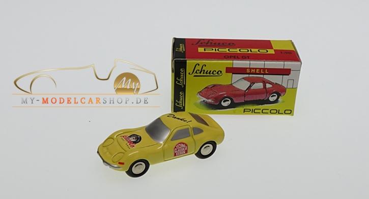 Schuco Piccolo Opel GT Techno Classica 2005