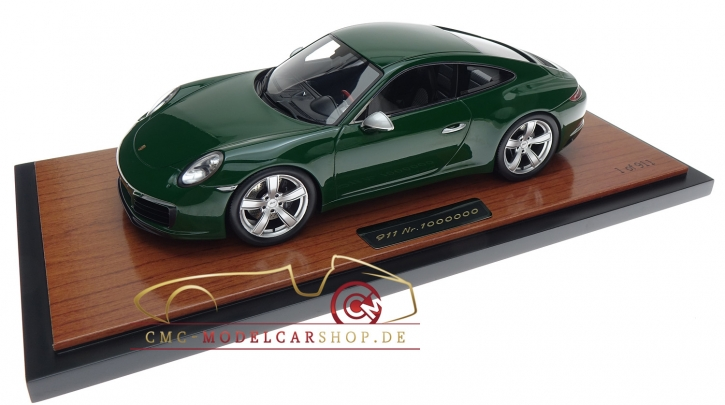 Porsche 911 (991 II) Carrera S Irish Green, Limited Edition 911