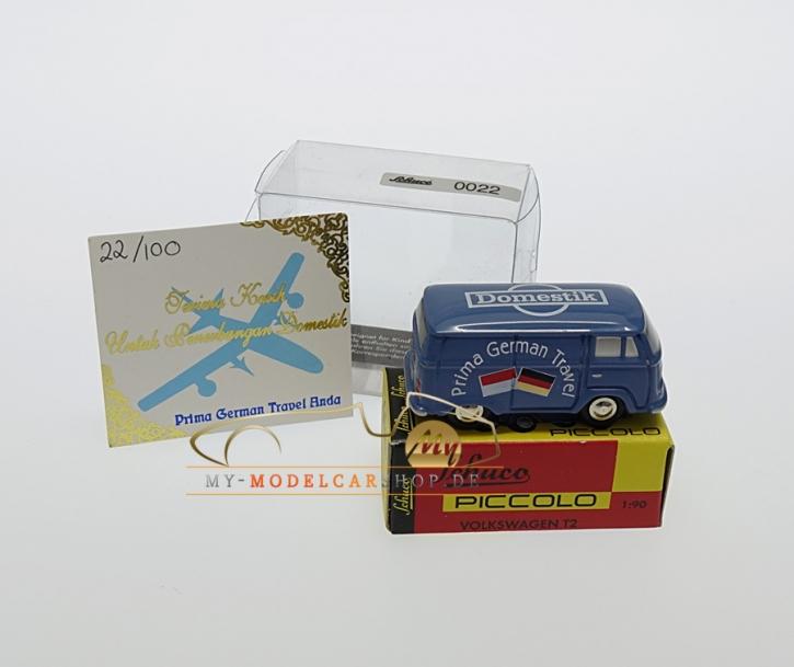 Schuco Piccolo VW T2 Domestik, Prima German Travel, Fake