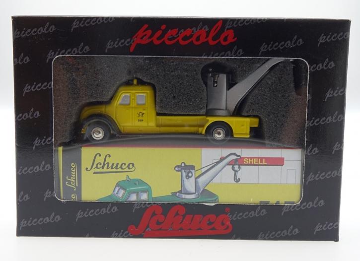 Schuco Piccolo Magirus breakdown truck