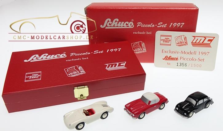 Schuco Piccolo Set Vedes 1997