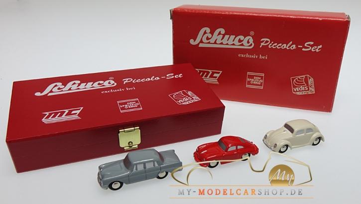 Schuco Piccolo Set Vedes 1996