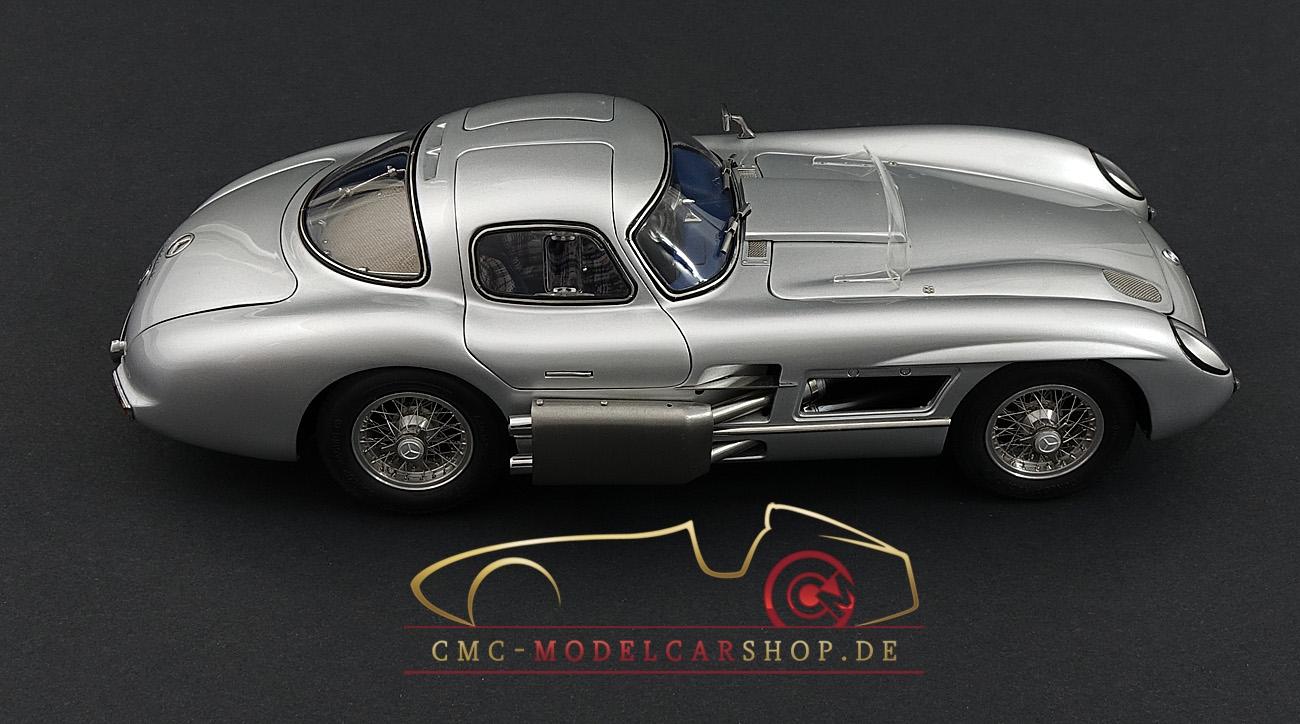 Cmc mercedes benz 300 slr uhlenhaut coup 1955 cmc m 088 for Mercedes benz 300 slr