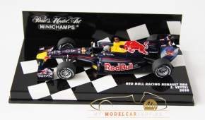 Minichamps Red Bull Renault RB6 S. Vettel 2010