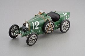 CMC Bugatti T35 GP England #12 grün