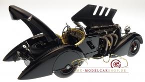 "CMC Mercedes SSK Trossi 1932 ""Black Prince"" Memorial Edition"