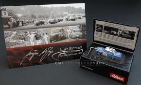 Schuco Piccolo Mercedes-Benz 300 SE, signed by Eugen Böhringer