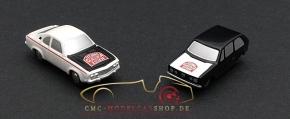 Schuco Piccolo Duell der Youngtimer Techno Classica 2004