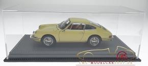 Atlantic vitrine Mulhouse leather anthracite, 1:18 model cars