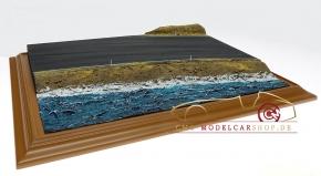 Atlantic Diorama Ocean Drive, 1:18 model cars