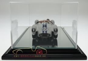 Atlantic Vitrine Exclusive, miroir, noir, 1:18 modèles