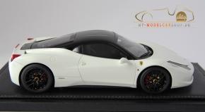 BBR Ferrari 458 Italia weiss
