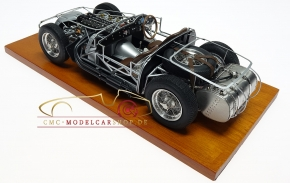 CMC Maserati 300S, 1956 Rolling Chassis wood plate included