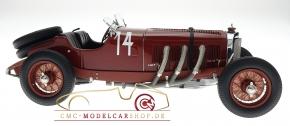 CMC Mercedes-Benz SSK, Prix d'automne Argentine 1931, Carlos Zatuszek #14