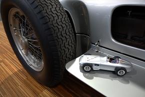 CMC Mercedes-Benz W196, Hans Herrmann, Signatur Edition limitiert 96 Stück