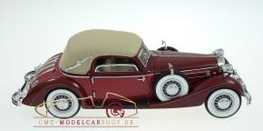 CMC Horch 853, geschlossenes Cabriolet, 1937