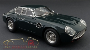 CMC Aston Martin DB4 GT Zagato, 1961 Goodwood Green