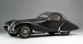"CMC Talbot-Lago Coupé Typ 150 SS Figoni & Falaschi ""Teardrop"", 1937-39, schwarz"