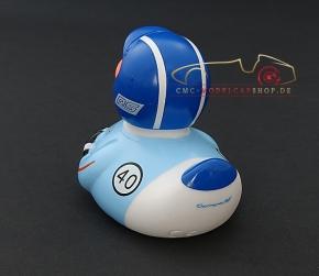 Porsche Museum Ente 911 Carrera RS 2,7 Helm Blau