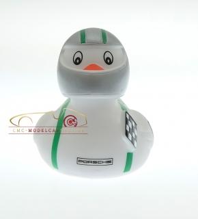 Porsche Museum Rubber duck 911R 2017 helmet silver