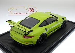 Spark Porsche 911 (991) GT3 RS Lichtgrün, Limitiert 100 Stück