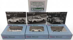 Schuco Piccolo Motor Klassik Set 2005 Techno Classica